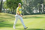 Sam Brazel of Australia walks during the 58th UBS Hong Kong Golf Open as part of the European Tour on 09 December 2016, at the Hong Kong Golf Club, Fanling, Hong Kong, China. Photo by Marcio Rodrigo Machado / Power Sport Images