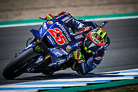 MAVERICK VINALES - SPANISH - MOVISTAR YAMAHA MotoGP - YAMAHA<br /> Jerez 05-05-2018 Moto Gp Spagna / Spain<br /> Foto Vincent Guignet / Panoramic / Insidefoto
