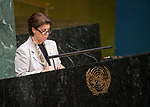 GA 72<br /> High-level meeting of the General Assembly on the appraisal of the United Nations Global Plan of Action to Combat Trafficking in Persons<br /> 25th plenary meeting<br /> <br /> Uruguay