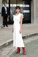 Emily RATAJKOWSKI - Show MIU MIU Paris Fashion Week Womenswear Sring/Summer 2018 - 03/10/2017 - France
