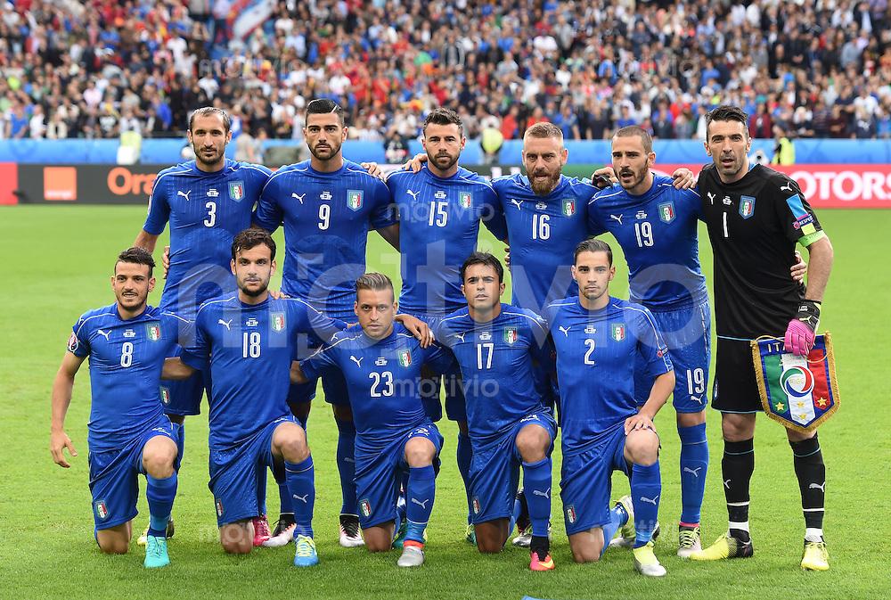 Europameisterschaft Achtelfinale