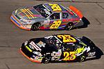 Feb 7, 2009; 4:50:10 PM; Daytona Beach, FL, USA; ARCA Remax Series Event 1 for the Lucas Oil Slick Mist 200 at Daytona International Speedway.  Mandatory Credit: (thesportswire.net)