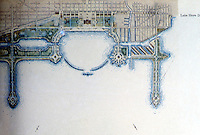 Burnham Plan:  Lake Shore in Chicago.
