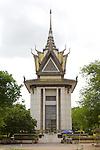 Choeung Ek Buddist Memorial Stupac
