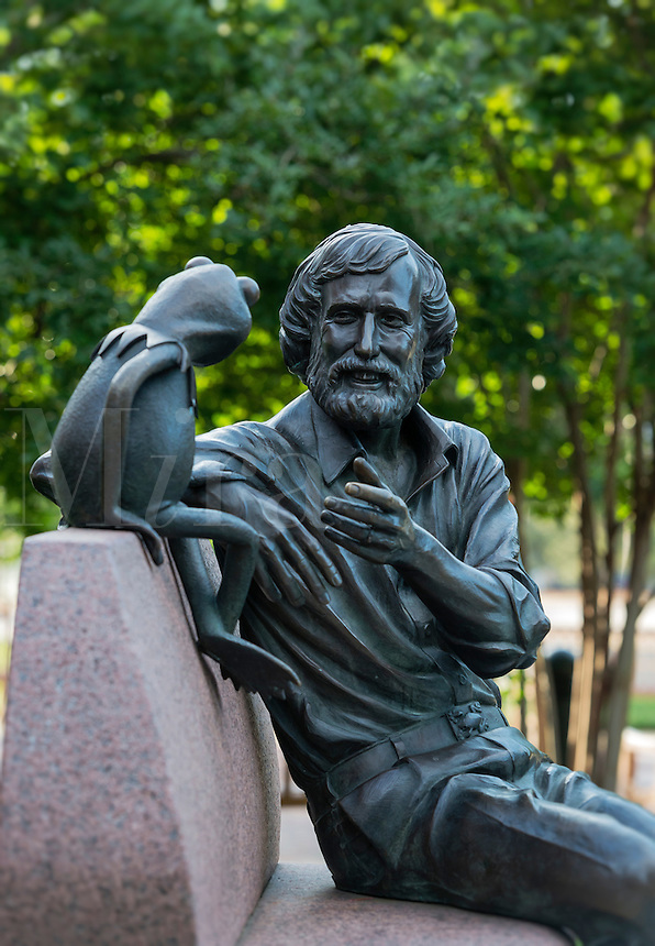 Jim Henson Memorial, University of Maryland, Maryland, USA