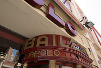 Spanien, Barcelona, Ballhaus Sala Apolo, Nou de la Rambla 113