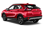 Car pictures of rear three quarter view of 2021 Mitsubishi Eclipse-Cross-PHEV Intense-Edition 5 Door SUV Angular Rear