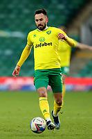 13th February 2021; Carrow Road, Norwich, Norfolk, England, English Football League Championship Football, Norwich versus Stoke City; Lukas Rupp of Norwich City