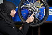 Sabeeha Ahmed, Engineering Club at Little Ilford School, Newham, London.