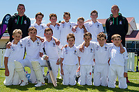 Hereworth School. National Primary Cup boys' cricket tournament at Lincoln Domain in Christchurch, New Zealand on Wednesday, 20 November 2019. Photo: John Davidson / bwmedia.co.nz