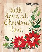 Patrick, CHRISTMAS SYMBOLS, WEIHNACHTEN SYMBOLE, NAVIDAD SÍMBOLOS, paintings+++++,GBIDBS841,#xx#