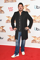 Jeremy Edwards<br /> at the photocall of X Factor Celebrity, London<br /> <br /> ©Ash Knotek  D3524 09/10/2019
