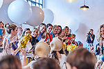 Carla Pereyra  in`Charhadas' children's fashion show on Madrid . January 28, 2020. (ALTERPHOTOS/Yurena Paniagua)