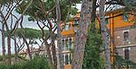 Rome, Italy Mediterreanean pines, Italy
