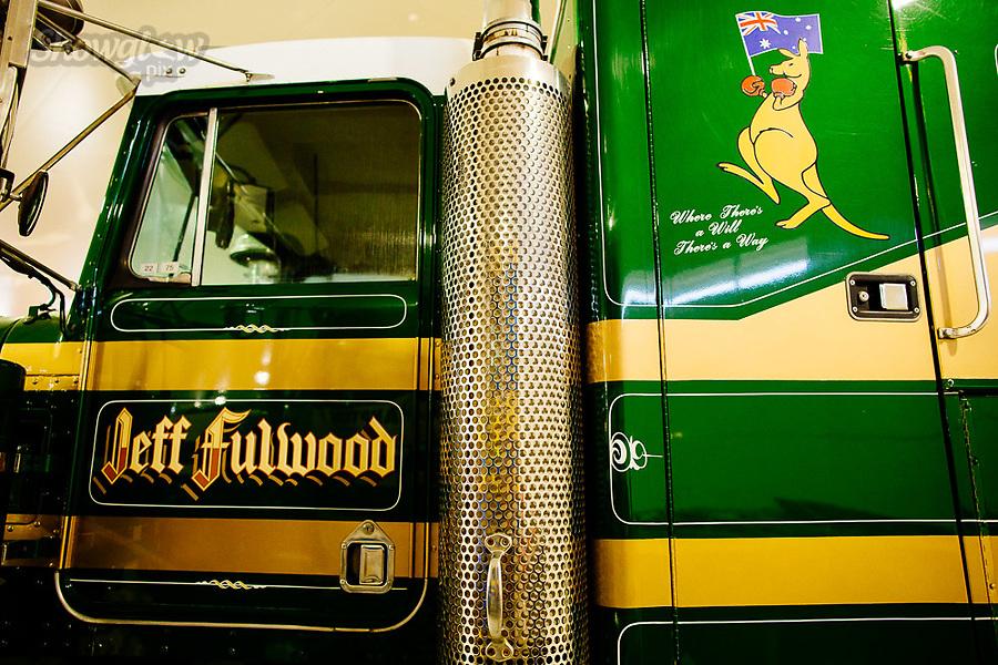 Image Ref: CA697<br /> Location: Transport Hall of Fame, Alice Springs<br /> Date of Shot: 14.09.18