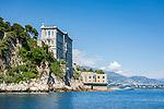 Principality of Monaco, on the French Riviera (Côte d'Azur), district Monaco-Ville: Oceanographic Museum | Fuerstentum Monaco, an der Côte d'Azur, Stadtteil Monaco-Ville: Ozeanographisches Museum Monaco