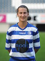 K AA Gent Ladies : Evy De Smedt<br /> foto Dirk Vuylsteke / nikonpro.be