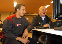 14-02-2005,Rotterdam, ABNAMROWTT , chatsessie met Hrbaty