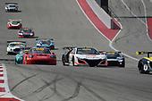 Pirelli World Challenge<br /> Grand Prix of Texas<br /> Circuit of The Americas, Austin, TX USA<br /> Saturday 2 September 2017<br /> Ryan Eversley/ Tom Dyer<br /> World Copyright: Richard Dole/LAT Images<br /> ref: Digital Image RD_COTA_PWC_17235