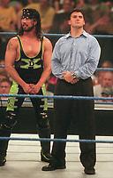 XPAC Shane McMahon 1999                                                   Photo By John Barrett/PHOTOlink