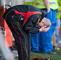 Alloa Athletic FC v Albion Rovers FC 27th April 2013
