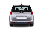 Straight rear view of a 2014 Peugeot 5008 Allure 5 Door Mini Mpv 2WD.