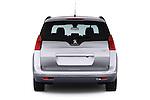 Straight rear view of a 2014 Peugeot 5008 Allure 5 Door Mini Mpv 2WD.