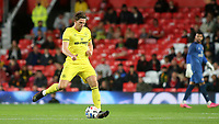 Mads Bech Sorensen of Brentford in action during Manchester United vs Brentford, Friendly Match Football at Old Trafford on 28th July 2021