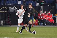 Florian Neuhaus (Deutschland Germany) - 25.03.2021: WM-Qualifikationsspiel Deutschland gegen Island, Schauinsland Arena Duisburg