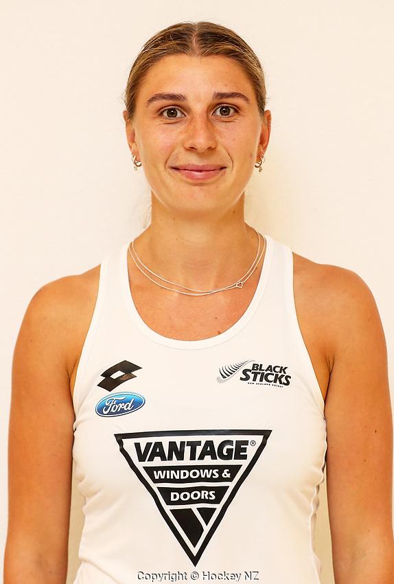 Vantage Blacksticks Women's Headshots, Christchurch, New Zealand. Saturday 16th February 2019. Photo: Simon Watts/Hockey NZ