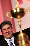 ISPS Handa Wales Open 2012.Ryder Cup captain Jose Maria Olazabal enjoying the gala dinner at the Celtic Manor...29.05.12.©Steve Pope