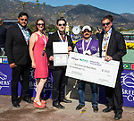 November 2, 2019: Best Turned Out horse, Big Ass Fans Breeders' Cup Dirt Mile on Breeders' Cup World Championship Saturday at Santa Anita Park on November 2, 2019: in Arcadia, California. Bill Denver/Eclipse Sportswire/CSM
