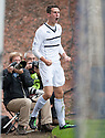 Raith Rovers' Grant Anderson celebrates after he scores their second goal.