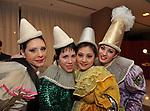 INTRATTENIMENTO CIRCENSE<br /> CIRCUS GALA - FESTA DI COMPLEANNO DI LAURA TESO ALL'ATA HOTEL MILANO 2010