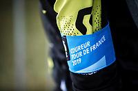 Simon Yates (AUS/Mitchelton Scott) is a official 'Coureur Tour de France 2019'<br /> <br /> Stage 6: Mulhouse to La Planche des Belles Filles (157km)<br /> 106th Tour de France 2019 (2.UWT)<br /> <br /> ©kramon