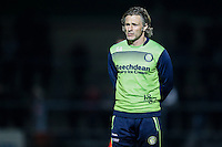 Gareth Ainsworth (Manager) of Wycombe Wanderers  during the The Checkatrade Trophy match between Wycombe Wanderers and West Ham United U21 at Adams Park, High Wycombe, England on 4 October 2016. Photo by David Horn.
