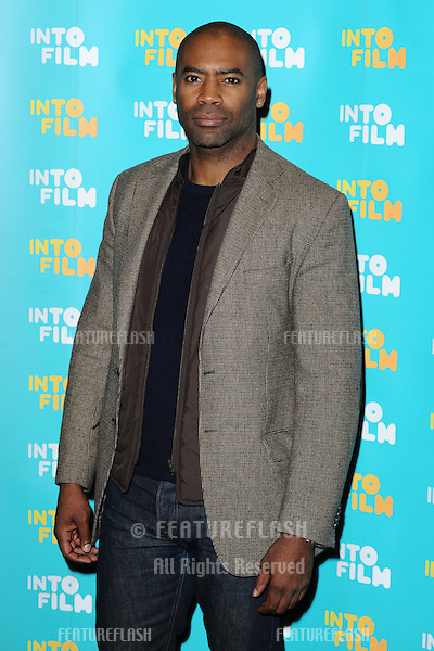 Nicholas Pinnock arrives for the Into Film Awards 2015 at the Empire Leicester Square, London. 24/03/2015 Picture by: Steve Vas / Featureflash
