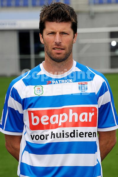 ZWOLLE - Voetbal, Persdag PEC Zwolle. seizoen 2012-2013, 12-07-2012,  Jeroen Ketting
