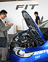 Honda Motor Co. presents the new Fit