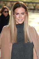 Chloe Meadows<br /> arriving for the TRIC Christmas Party, Grosvenor House Hotel, London.<br /> <br /> <br /> ©Ash Knotek  D3362  12/12/2017