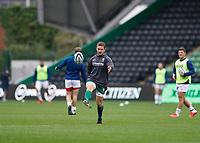 4th October 2020; Twickenham Stoop, London, England; Gallagher Premiership Rugby, London Irish versus Bristol Bears; Paddy Jackson of London Irish during kicking practise