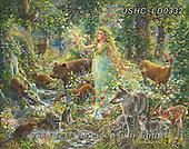 Liz,REALISTIC ANIMALS, REALISTISCHE TIERE, ANIMALES REALISTICOS, LizDillon, paintings+++++,USHCLD0332,#A#, EVERYDAY ,wildlife,bears,fairy,fantasy
