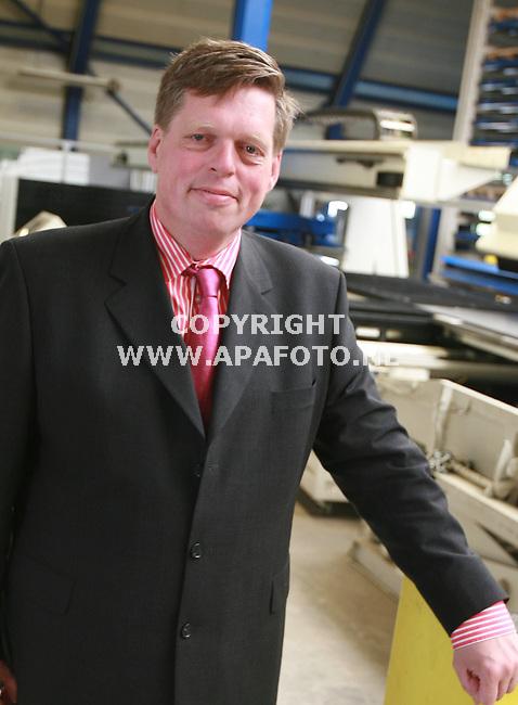 Hengelo (gld) 170407 Martin Stor Directeur Achterhoeks centrum technologie<br /> Foto Frans Ypma APA-foto