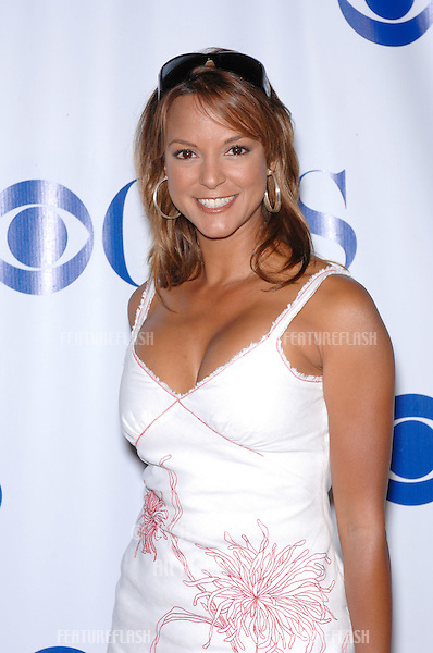 """CSI Miami star Eva La Rue at the CBS Summer Press Tour """"Stars Party 2007"""" on the Wadsworth Theatre Great Lawn..July 20, 2007  Los Angeles, CA.Picture: Paul Smith / Featureflash"""