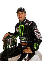 Mar. 18, 2011; Chandler, AZ, USA;  LOORRS driver Johnny Greaves poses for a portrait at Firebird International Raceway. Mandatory Credit: Mark J. Rebilas