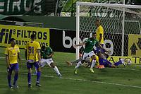Campinas (SP), 25/10/2020 - Guarani - Avaí - J. Todinho comemora gol do Guarani. Partida entre Guarani e Avaí válido pela 18ª rodada da Série B do Campeonato Brasileiro 2020, neste domingo (25), no Estádio Brinco de Ouro, em Campinas, interior de São Paulo.
