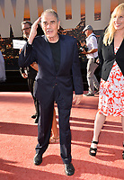 """LOS ANGELES, USA. July 23, 2019: Robert Forster & Evie Forster at the premiere of """"Once Upon A Time In Hollywood"""" at the TCL Chinese Theatre.<br /> Picture: Paul Smith/Featureflash"""