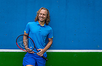 Netherlands, September 9,  2020, Delft, TV Delftse Hout, KNLTB Photoshoot<br /> Photo: Henk Koster/tennisimages.com