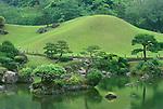 Asia, Japan, Kumamoto, Suizenji Koen