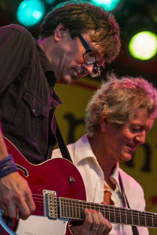 Will Kimbrough and Rodney Crowell perform at the Red Ants Pants Festival